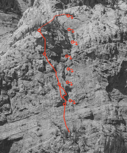 Blankhead Buttress