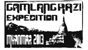 Myanmar Expedition 2013