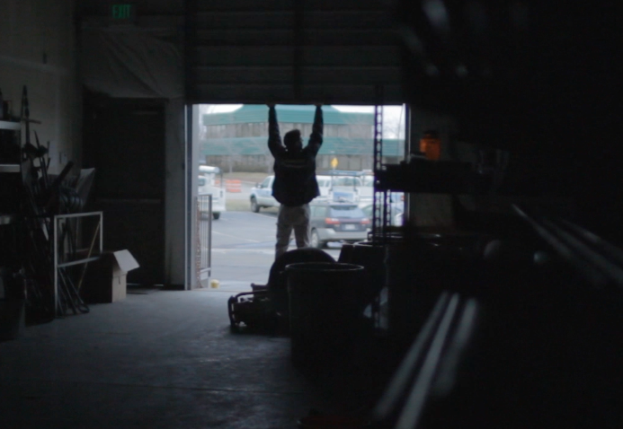 Still of Rob working from his new Pro Video coming out next week. Credit: www.aaroncolussi.com