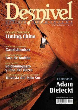 Desnivel Cover Photo