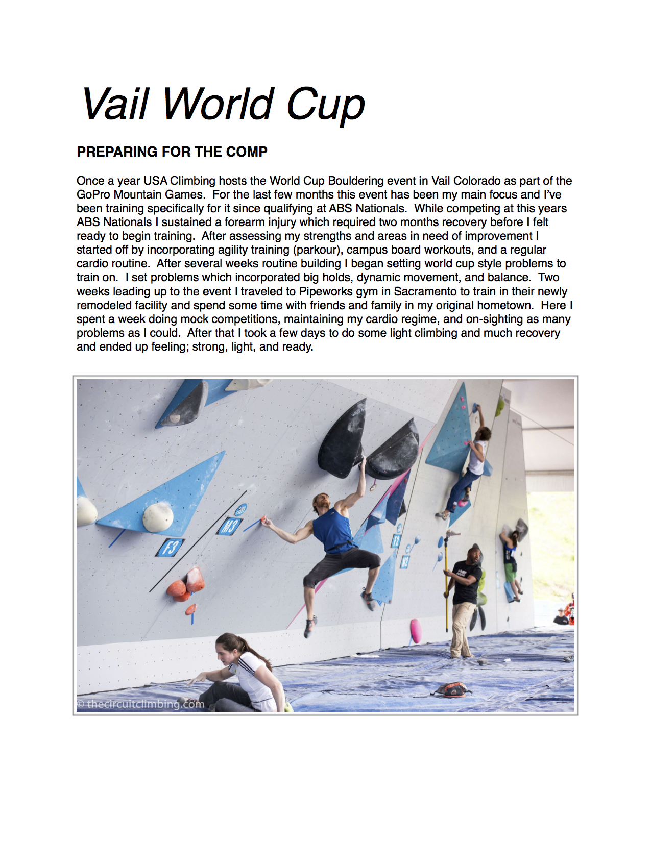 Vail World Cup page 1 PNG